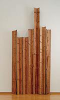 作品画像:木の書物 [Albero Libro]