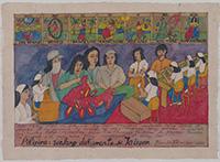 作品画像:タロット・カード・シリーズ:フィリピン人女性《登録なし、台湾で》