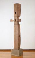 作品画像:傷痕と楔の柱