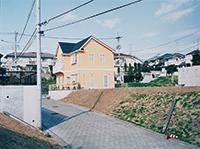 作品画像:「TOKYO SUBURBIA 東京郊外」港北ニュータウン、神奈川県