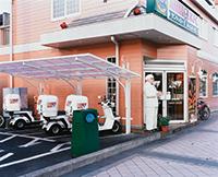 作品画像:「TOKYO SUBURBIA 東京郊外」新浦安、千葉県