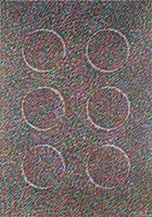 作品画像:無題 1976 No.1-5