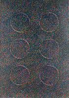 作品画像:無題 1976 No.1-7
