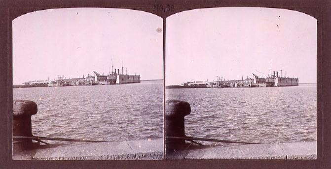作品画像:青島の浮船渠(No.62)