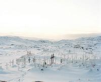 作品画像:Grave yard / Ilulissat