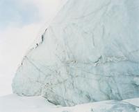 作品画像:Iceberg / Svalbard #1