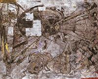 作品画像:脳髄の蝶
