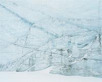 作品画像:Iceberg / Svalbard #2