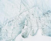 作品画像:Iceberg / Svalbard #3