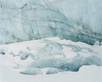 作品画像:Iceberg / Svalbard #4