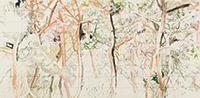 作品画像:フラッシュの森