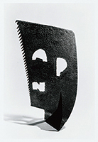 作品画像:「APN」(『アサヒグラフ』1953年9月16日号)のための構成