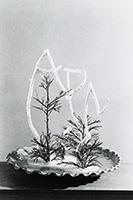 作品画像:「APN」(『アサヒグラフ』1953年11月25日号)のための構成