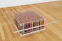 作品画像:鉛筆のテーブル