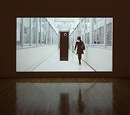 作品画像:Lento-Presto (Corridor)