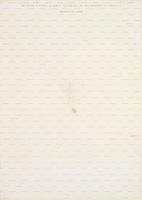 """作品画像:Series – In front of, In back of – Portfolio-Eleven Great Masters – """"The First Sheet"""""""