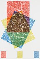"""作品画像:Surface is the Between - Between Vertical and Horizon - """"The Brook – No.4"""" (for three colors)"""