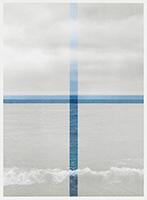 """作品画像:Surface is the Between - Between Vertical and Horizon - """"The Sea No.1"""""""
