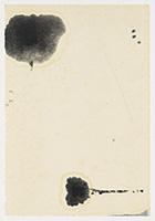 """作品画像:Surface is the Between - Between Vertical and Horizon - """"on the Table and on the Paper No.5"""""""
