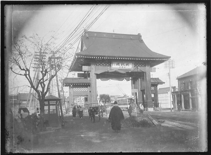 作品画像:京橋凱旋門