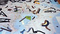 作品画像:脆弱な地域 東京