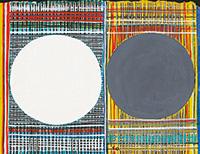 作品画像:二つの丸