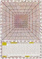 作品画像:「レインボー・エンヴァイラメント No.7 タクティル・レインボー・ルーム」のポスター
