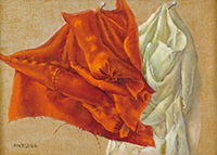 作品画像:赤と白