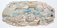 作品画像:再生ゴミのウイルス