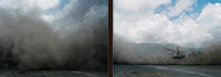 作品画像:<陸上の出来事>シリーズ 非戦闘員退避活動、米海兵隊訓練場、ハワイ、ベローズ