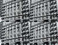 作品画像:建物のファサード
