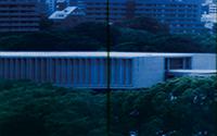 作品画像:「ピンホールシリーズ」より 《広島平和記念資料館》