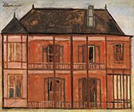 作品画像:長崎のオランダ屋敷