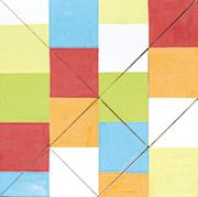 作品画像:Tangram-Painting (Block)