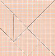 作品画像:Tangram-Painting (Tile-B)