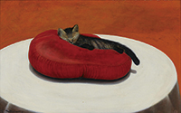 作品画像:猫の子