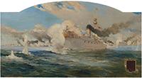作品画像:黄海大海戦