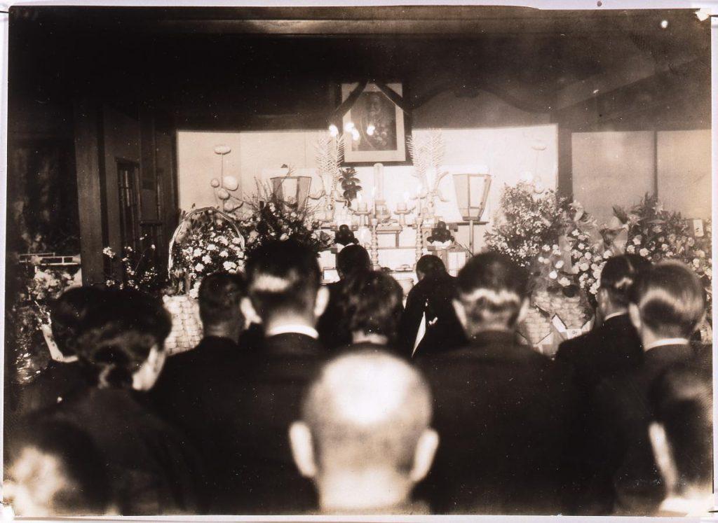 作品画像:二・二六事件写真 高橋是清蔵相葬儀