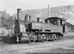 作品画像:形式1440、NO.1444(産業セメント鉄道) 船尾庫