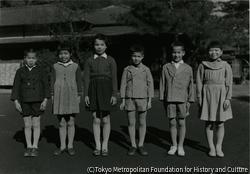 作品画像:エリザベス・サンダースホーム 第一期生6人組の成長記録(10歳時)