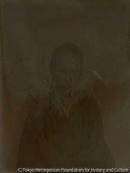 小島呉一郎の妻「とを」肖像写真