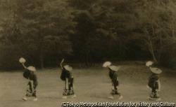 作品画像:大門踊