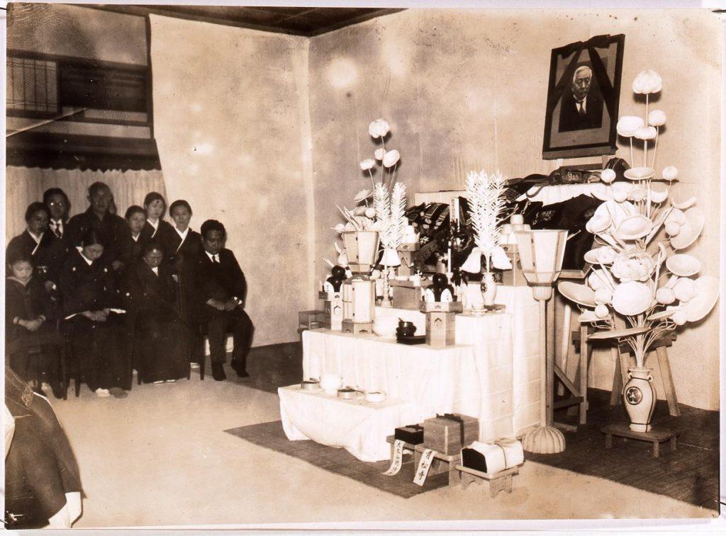 作品画像:二・二六事件写真 斉藤実内大臣葬儀