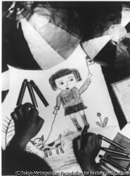 作品画像:児童画