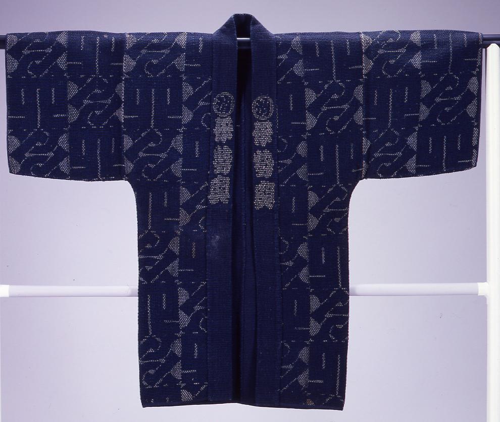 作品画像:刺子袢纏