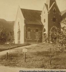 作品画像:教会堂