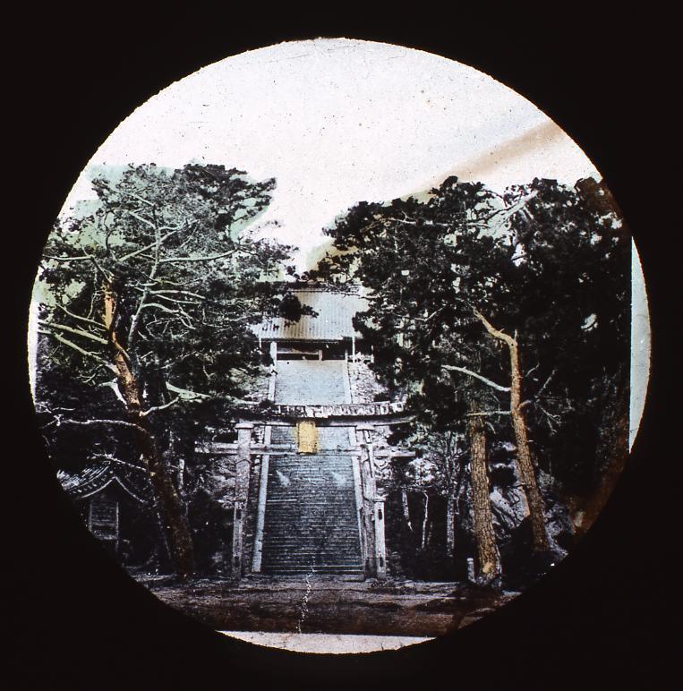 作品画像:名所 琴平 サカキ門