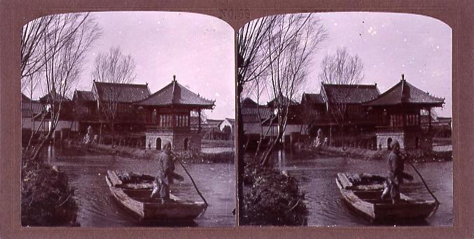 作品画像:清国山東省済南府李公祠(No.68)