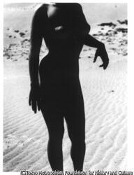 作品画像:裸婦像