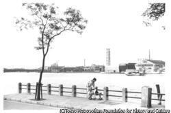 作品画像:日本橋区浜町(中央区)